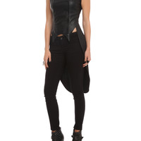 Disney Maleficent Snap Front Vest Pre-Order