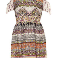 PAISLEY PRINT DRESS BY BAND OF GYPSIES