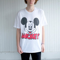 90's Mickey Mouse Graphic T-Shirt