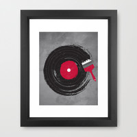 Art of Music Framed Art Print by Dan Elijah G. Fajardo | Society6