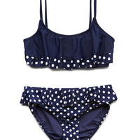 Darling Dots Two-Piece (Kids)