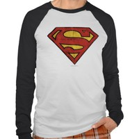 Superman Grunge Logo