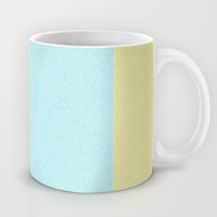 Re-Created Interference ONE No. 24 Mug by Robert S. Lee