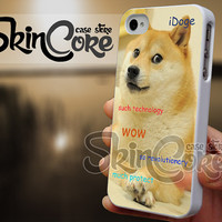 I Doge Shibe Dog - iPhone 4/4s/5/5s/5c - iPod 4/5 - Samsung Galaxy s3 i9300/ s4 i9500 Case