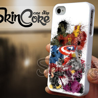 The Avenger Painting - iPhone 4/4s/5/5s/5c - iPod 4/5 - Samsung Galaxy s3 i9300/ s4 i9500 Case