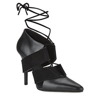 Alexander Wang Mila Leather Shoe Boot