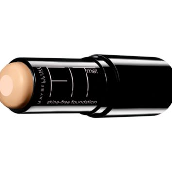 Fit Me Shine-Free Foundation Face Makeup - Anti-Shine Gel - Maybelline