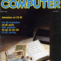 Your Computer Magazine 1982 Vintage Electronics BBC ZX-81 VIC-20 computing | eBay
