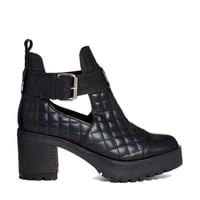 ASOS | ASOS RAMPAGE Leather Ankle Boots at ASOS