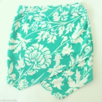 NEW Tropical Overlapping Skirt Made in USA All Sizes!