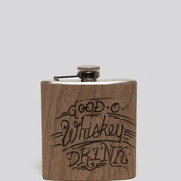 Good O Whiskey Flask