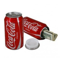 Amazon.com: Diversion Can Safes- Lookalike Safe- Coca Cola Can: Everything Else