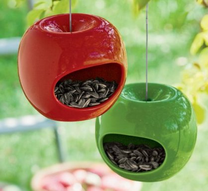 Apple Birdfeeders | Buy from Gardener's Supply