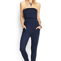 Free to Be Draped Jumpsuit