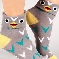 Spoken Beak Socks
