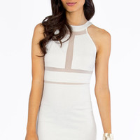 Embossy Bodycon Dress $27