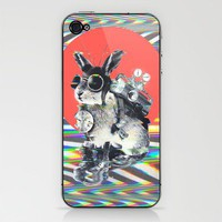 Time Traveller iPhone & iPod Skin by Ali GULEC | Society6