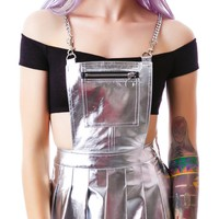 Space Cadet Pinafore Dress