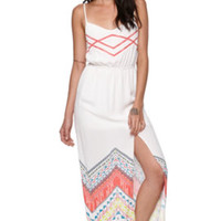 Kendall and Kylie Strappy Maxi Dress at PacSun.com