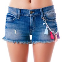 Wish Ruby Tassle Shorts