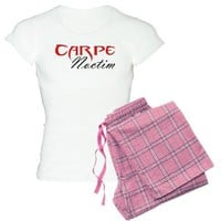 Carpe Noctim Pajamas - Vampire Attire - PJs - Jammies