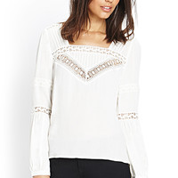 Bohemian Beauty Lace Top
