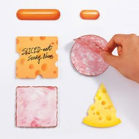 Sliced Eat Sticky Notes - $28