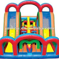 Source inflatable obstacles, commercial inflatables B5002 on m.alibaba.com