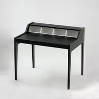 Black Remix Desk - DESK - TABLES