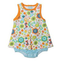 Zutano Baby-girls Infant Balalaika A-Line Jumper