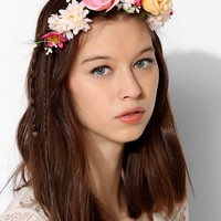 Flower Crown Hair Comb - Urban Outfitters