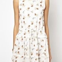 Paul & Joe Sister X Disney Dress in Bambi Repeat Dress