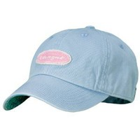 Life Is Good Tattered Chill Cap Sky Womens Hat
