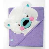 Fisher-Price Precious Planet Large Character Hooded Towel