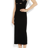 Esteban Cortazar Stretch-cady and stingray dress – 70% at THE OUTNET.COM