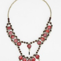 Boho Stone Necklace - Urban Outfitters