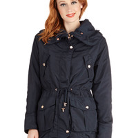Walk the Rainway Raincoat | Mod Retro Vintage Coats | ModCloth.com