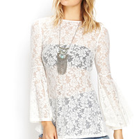 Listless Lace Tunic