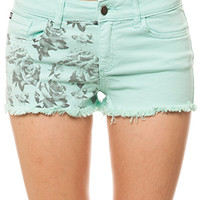 Rose Short - Mint