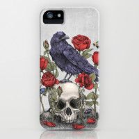 Memento Mori iPhone & iPod Case by Terry Fan | Society6