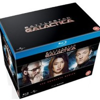 Battlestar Galactica: The Complete Series [Blu-ray] (2011)
