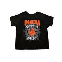 PANTERA - LIL THRASHER TODDLER TEE