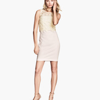 H&M Lace Dress $49.95
