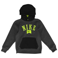 Nike SB Color Blocked Pullover Hoodie - Boys' Grade School