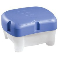 The First Years Sit and Store Parent Bathing Seat and Stepstool