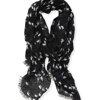 SAFARI ANIMAL SCARF