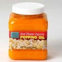Wabash Valley Farms Real Theatre Popcorn Popping Oil