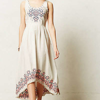 Cissie Embroidered Dress