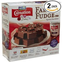 Carnation Famous Fudge Kit, 1.97-Pound Kits (Pack of 2)
