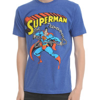 DC Comics Superman Retro Slim-Fit T-Shirt
